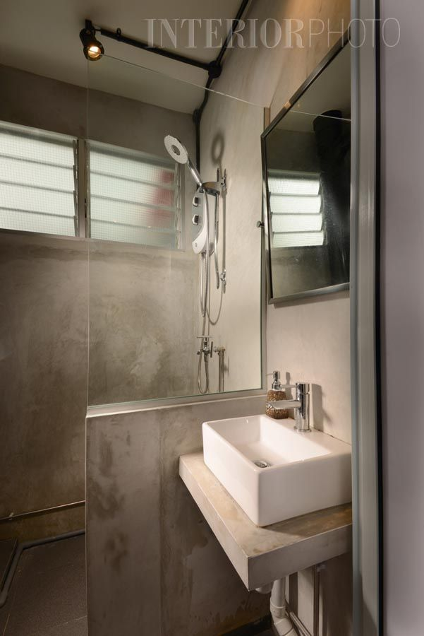 Coastal Design 2 Room Bto Flat: 36 Best HDB Toilet Images On Pinterest