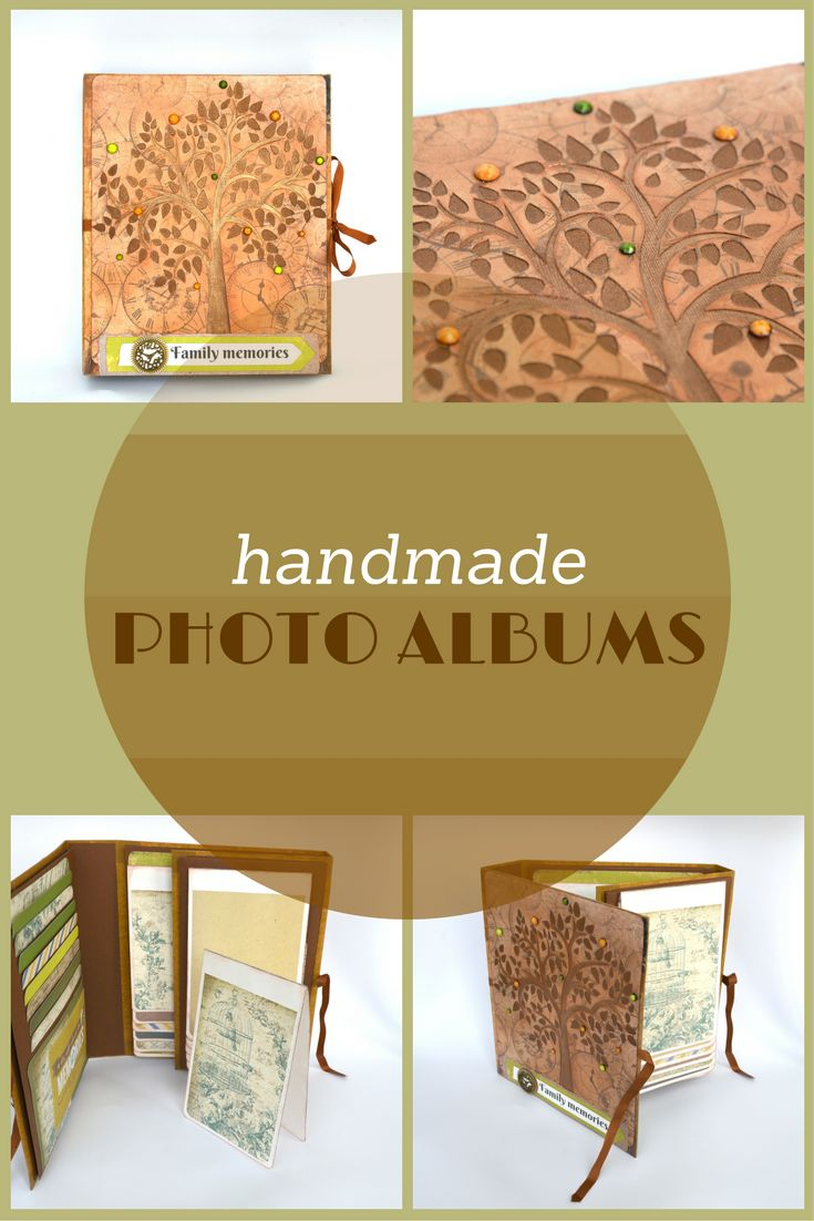 Handmade photo album is more then a regular gift - it is one of a kind memory keeper that cherish your moments.