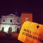 Godetevi questa #nottebiancatw! #Santuario di #sangerardo #caposele #campania!