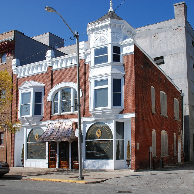 Historic Buildings In Richmond Va: 297 Best Images About Historic Indiana Architecture On