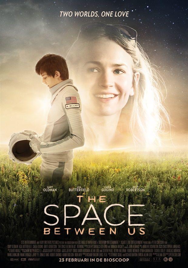 Mooie film over een jongen van Mars en een meisje van Aarde die vriendschap sluiten.   Over het leven kiezen, (weer) kunnen genieten van het leven, met nieuwe ogen kijken, muren afbreken, je hart weer openstellen, een doel hebben en doorzettingsvermogen