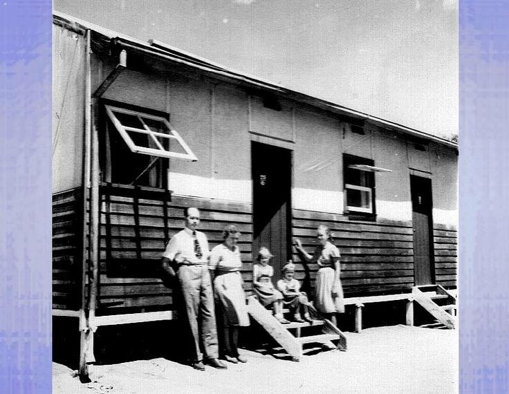 Bonegilla migrant camp, 1956