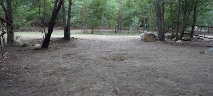 Camp sites