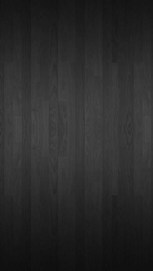 Dark Wood Texture iPhone 5s Wallpaper
