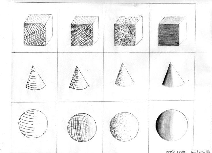 Free Worksheets grade 4 worksheets : art shading worksheets : artistic perception1 1 1 4 ...