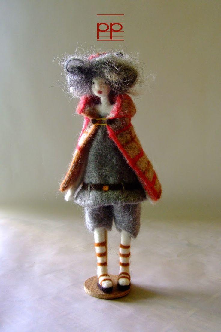 Paulette dolls Rosette, Lady sheepfold, Lady shepferdess, Scott & mc Cloud, Miss mystery, Sibyl.
