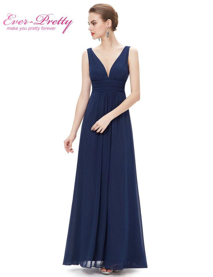 긴 들러리 드레스 Vestido 무료 배송 EP09016NB 2017 새로운 도착 여성의 섹시한 드레스