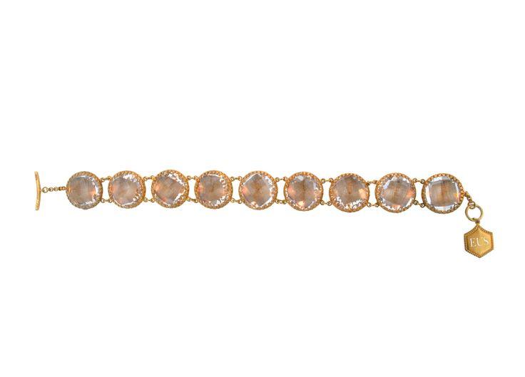 Maternal Urges - Larkspur & Hawk Olivia Button bracelet