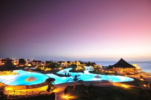 Royal Zanzibar in Zanzibar- 5-star luxury bungalows, infinity pool!
