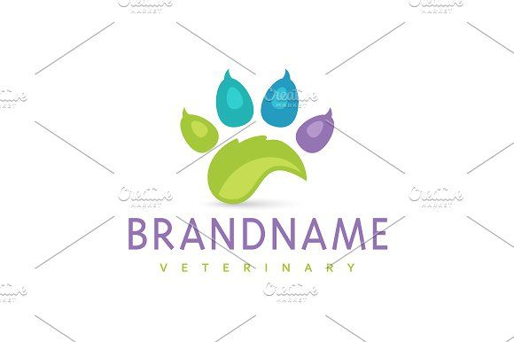 For sale. Only $29 - animal, green, plant, nature, natural, leaf, dog, pet, health, medicine, care, organic, cat, veterinary, paw, cure, pharmacy, mammal, claw, herb, healing, remedy, aid, help, wellness, training, rescue, biotechnology, growth, growing, logo, design, template,
