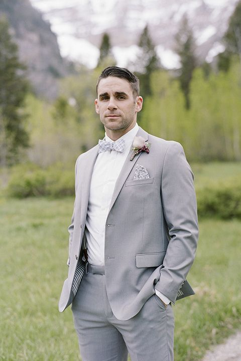To acquire Suit Grey brown shoes bow tie pictures trends