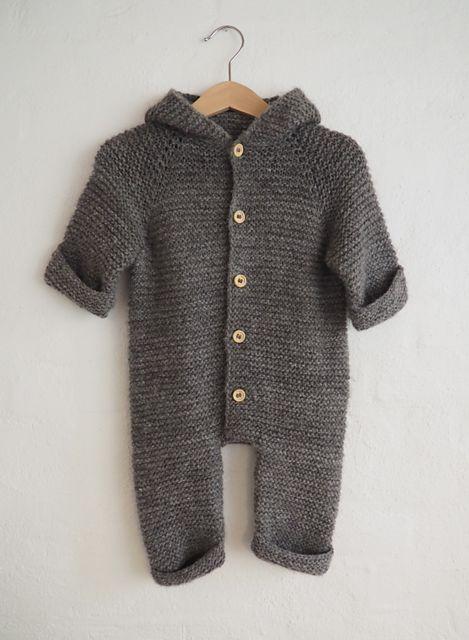 Ravelry: Selma's Sleeping Suit pattern by PetiteKnit