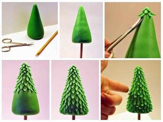 DIY de Noël : Sapin de Noël