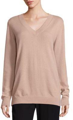 Shop Now - >  https://api.shopstyle.com/action/apiVisitRetailer?id=541611656&pid=uid6996-25233114-59 Vince Vee Cashmere Sweater  ...