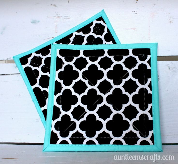 Nice Hot Pad Sewing Pattern Mold - Easy Scarf Knitting Patterns ...