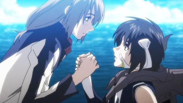 """PSYCHO-SEISHUN on Twitter: """"Fafner's a great mecha sci-fi but above all, it's also a love story! A beautiful love story between two boys… #fafner http://t.co/N4EsFDbTPc"""""""