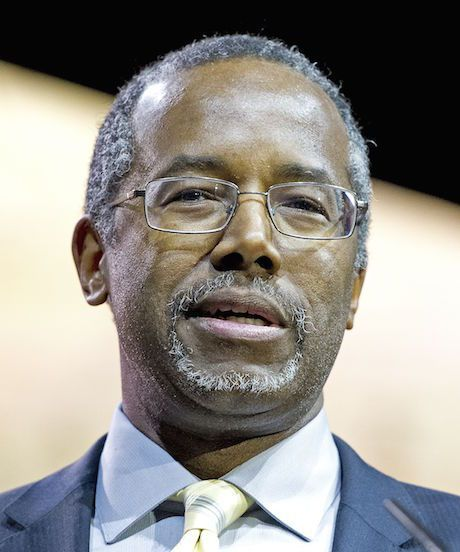 Ben Carson Abortion Illegal | Republican presidential candidate Ben Carson said he would like to overturn Roe vs. Wade and wouldn't consider abortion in the cases of rape or incest. #refinery29 http://www.refinery29.com/2015/10/96339/ben-carson-abortion-rape-incest