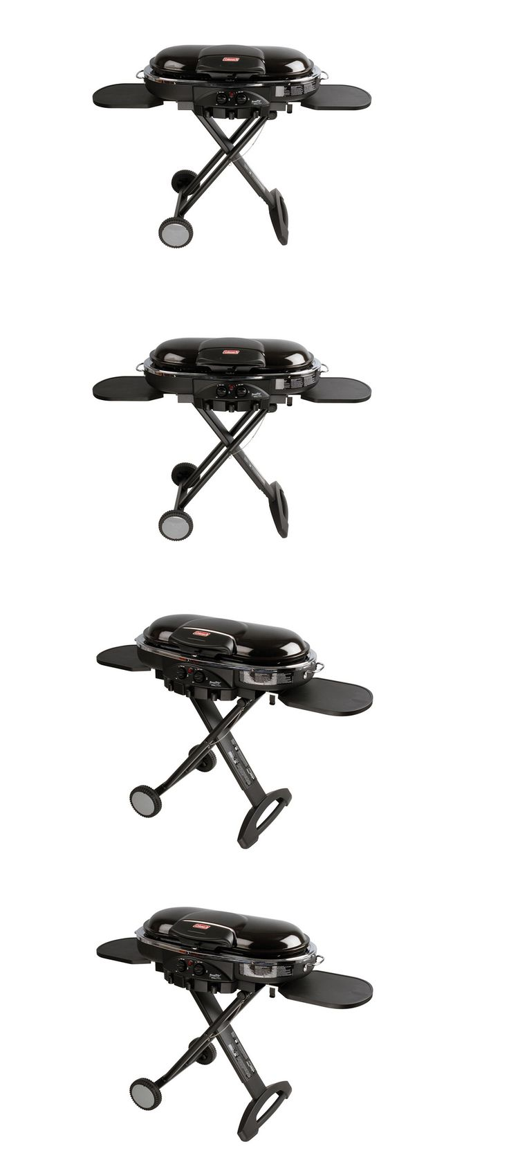 Camping BBQs and Grills 181388: Bbq Propane Portable Grill Lxe Adjustable Camping Outdoor Sports Patio Kitchen BUY IT NOW ONLY: $249.99