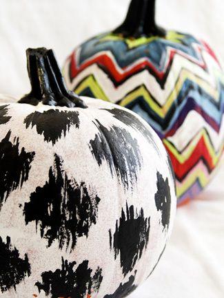 15 DIY Pumpkin Decorating Ideas You'll Love - The Nest Blog