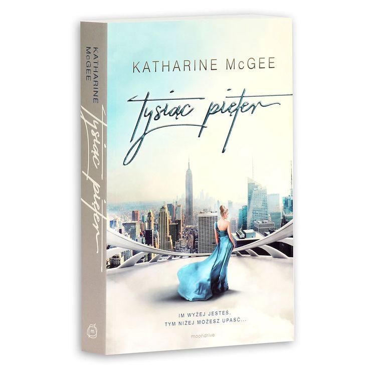 Tysiąc pięter - McGee Katharine   Książki empik.com