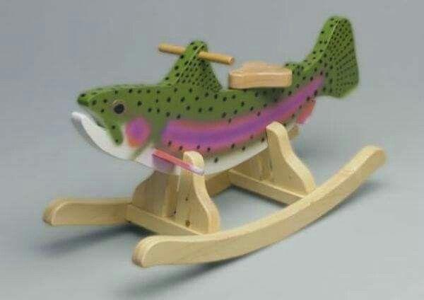 Rocking fish!
