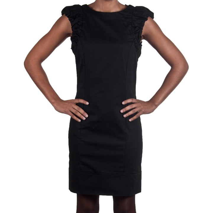 Chelsea Sateen Shift Dress from Adam & Eve for R349    http://www.ubuntudeal.co.za/ubuntudeal-shop/deals/adam-and-eve-shift-dress/