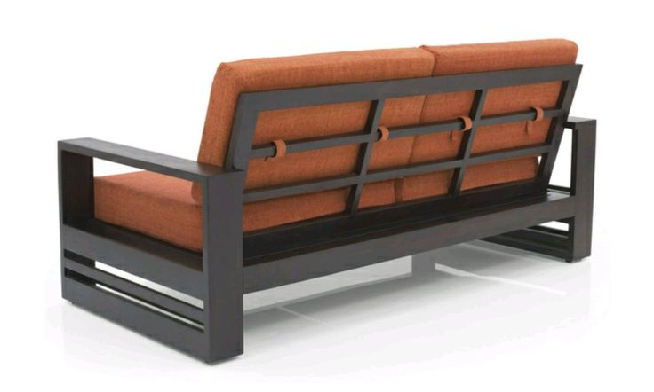 Steel couch