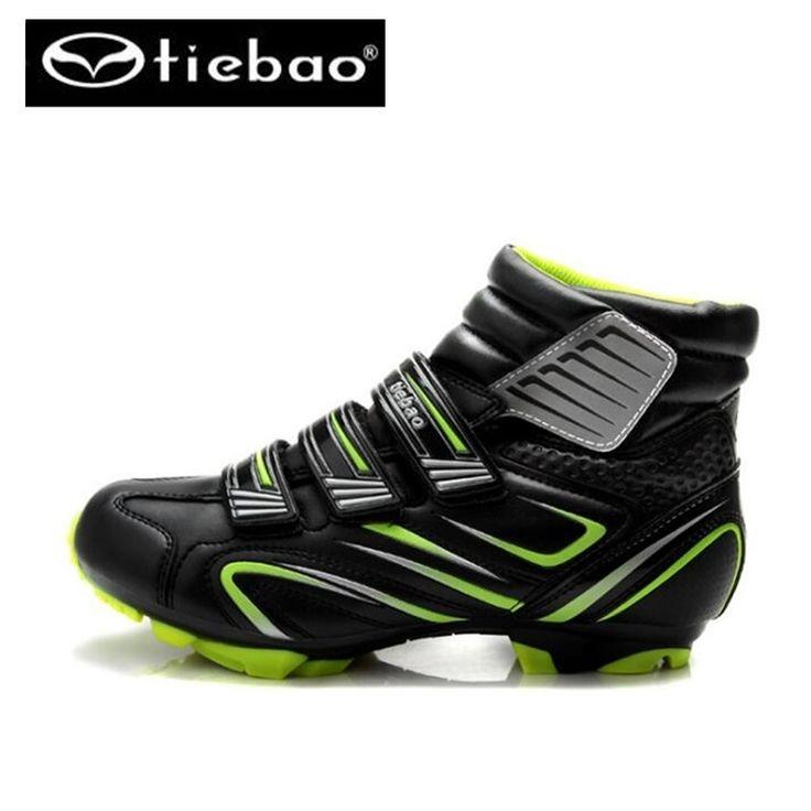 52.61$  Buy now - http://alizzf.shopchina.info/1/go.php?t=32756450540 - Tiebao Winter Men sneakers Women MTB Cycling Shoes bicicleta mountain bike Shoes Skidproof Warm Bicycle Shoes Ciclismo Zapatos  #SHOPPING