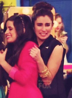 Camren // Camila Cabello and Lauren Jauregui // Fifth Harmony {GIF}