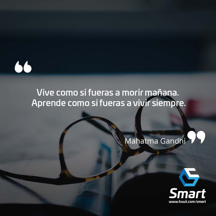 Frases de motivación #frases #motivacion #Gandhi #aprender
