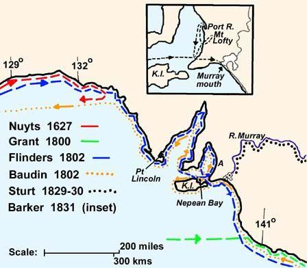 Early Navigators of South Australia