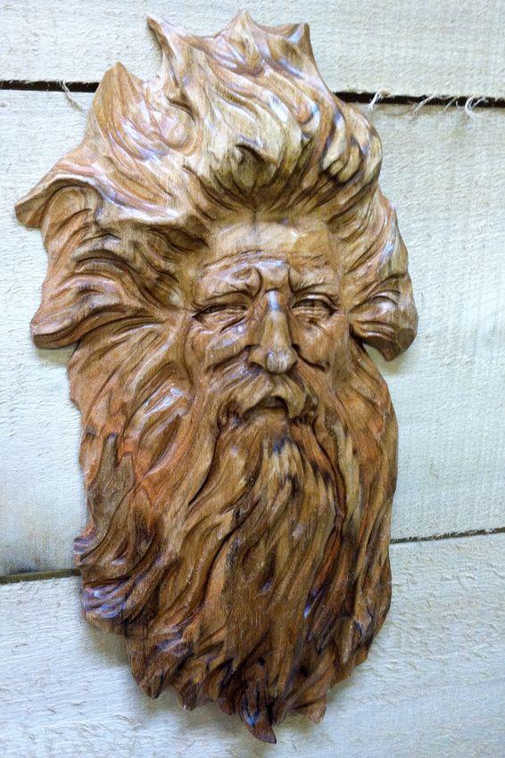 Best carving spirit faces images on pinterest