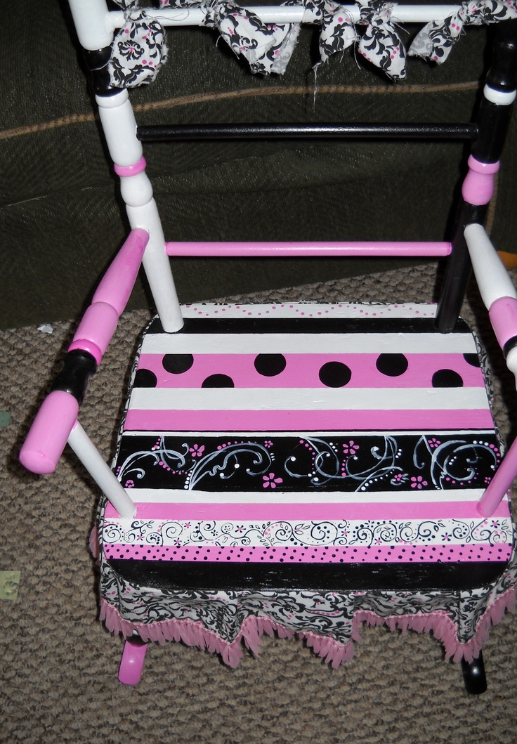 100 best chair ideas images on pinterest seattle for Black and pink furniture