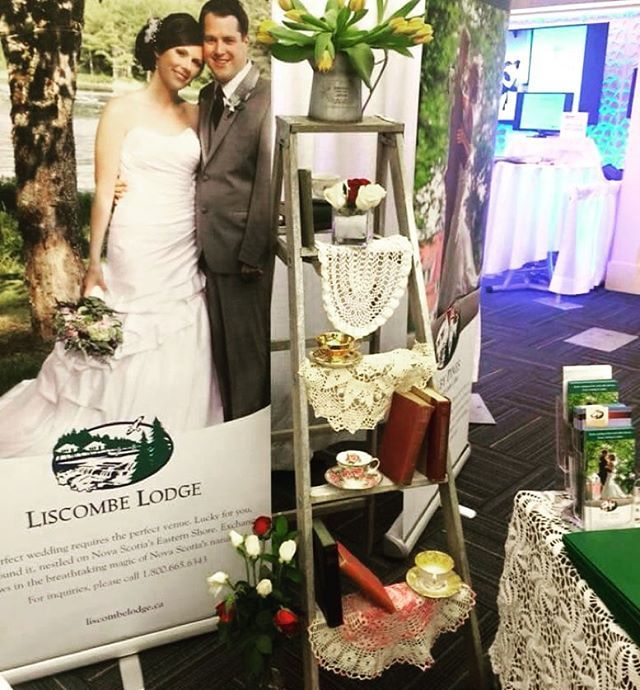 We love bridal shows! Calling all bride to be's, come find us this wedding season!
