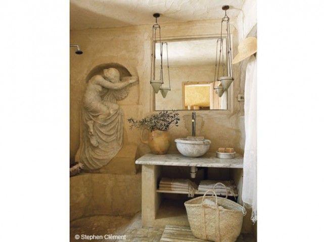 Deco orientale salle de bain bath in house in djerba maison deco