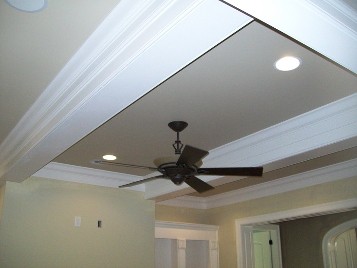 34 best images about ceilings on pinterest flats for Foam coffered ceiling
