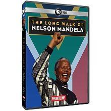 FRONTLINE: The Long Walk of Nelson Mandela (2011) DVD - shopPBS.org