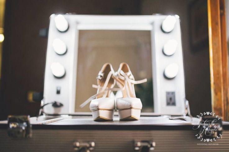 www.gabriellarotondi.it  Wedding shoes...like a Star