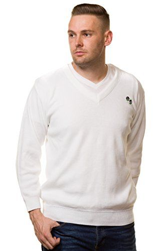 From 11.95 Mens Bowling Golf White Jumpers Sweaters Tops Bowl Logo Size S To 5xl (xx-large White)