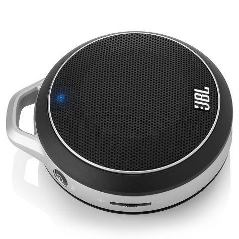JBL Micro Wireless Bluetooth Speaker Black