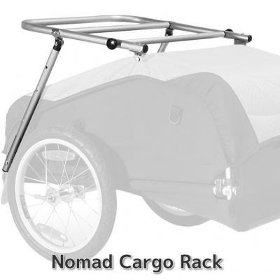 【即納】Nomad Cargo Rack:カーゴラック・積載アップでスタイリッシュ。こだわりのサイクリスト必携。 - 【バーレー・ジャパン公式オンラインショップ】チャイルドトレーラー、バイクトレーラー、キッズトレーラー、ペットトレーラー、トレーラーサイクル、高性能バランスバイク
