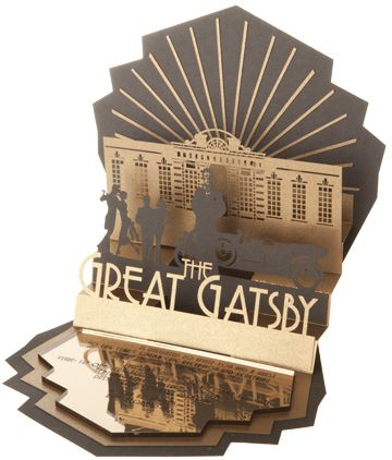 Cutture has Great Gatsby fever!