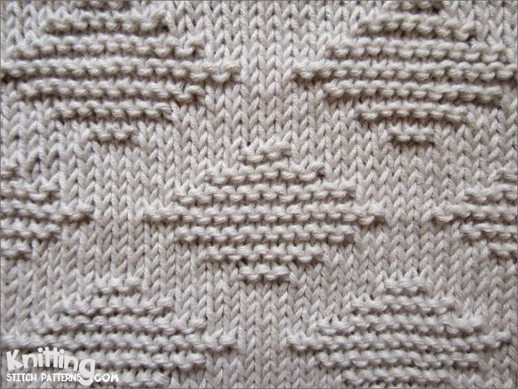 Knit And Purl Stitches Patterns : 17 Best images about Stitch and Structure on Pinterest Trees, Tree rings an...