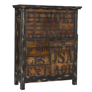 the new americana: Decor, Painted Furniture, Printer S Chest, Dressers, House, Storage Chest, Furniture Ideas, French Words