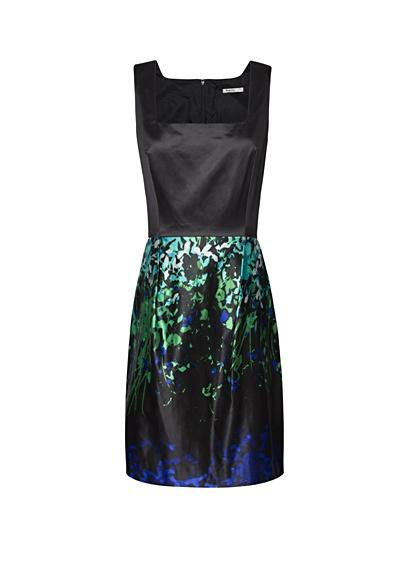 MANGO - Flower dress