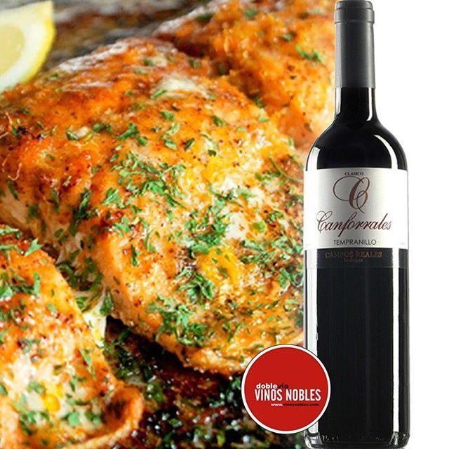Sabías que un delicioso #Canforrales tempranillo http://goo.gl/9EbJEq, es perfecto para acompañar ensaladas con aderezos ligeros, platos de acidez suave, productos cárnicos curados y sin pimentón, queso blando y cremoso, carne blanca, así como hortalizas y legumbres. www.vinosnobles.com #VinosNobles  #Vino #Wine #Winelover #ClubdeVinos #Sommelier #Viñedos #RutaDelVino #WineTour #WineTasting #Winery #Winemaker #Harvest #Cellar #Travel #Food #Culture #Barrels #Grapes #Catas #Sibarita