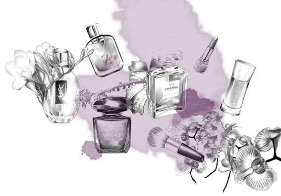 - Magda Antoniuk - Fragrance -