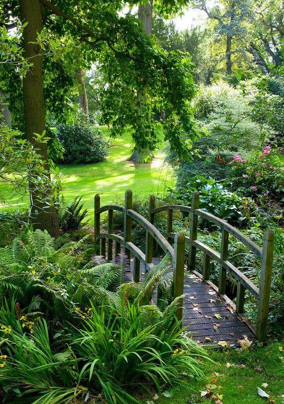 Englefield House Garden, Berkshire #garden