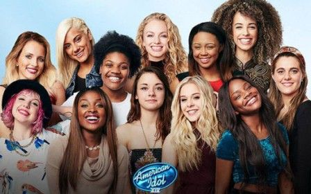 Higher highs and lower lows from the American Idol Season 14 Top 12 girls - best of night: Joey Cook, Sarina-Joi Crowe, and Jax.