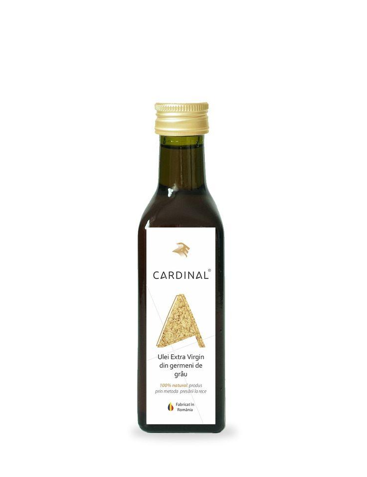 Ulei din germeni de grau presat la rece extra virgin cu multiple proprietati terapeutice, folosit cu succes atat la salate cat si in tratamente cosmetice.